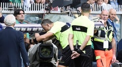 Sampdoria, rigore  annullato con il Var