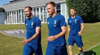 Juventus, slitta il rientro diHöwedes: stop di almeno 4 settimane