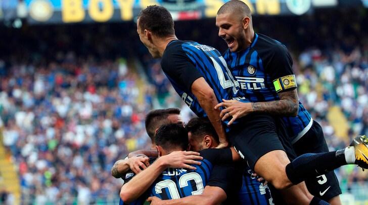 Inter-Genoa 1-0, D'Ambrosio fa esplodere San Siro, tris interno per Spalletti