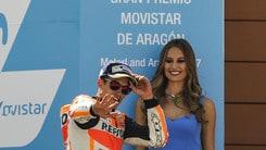 MotoGp Honda, Marquez: «Oggi non è stato facile vincere»