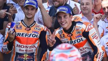 MotoGp Honda, Pedrosa: «Competitivo per tutto il week end»
