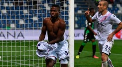 Serie A, Sassuolo-Bologna 0-1: Okwonkwo decide il derby all'89'