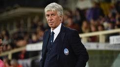 Atalanta, Gasperini: «Ci vuole coraggio a parlare dell'arbitro...»