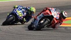 MotoGp, Lorenzo: «Bene il podio, ma potevo vincere»