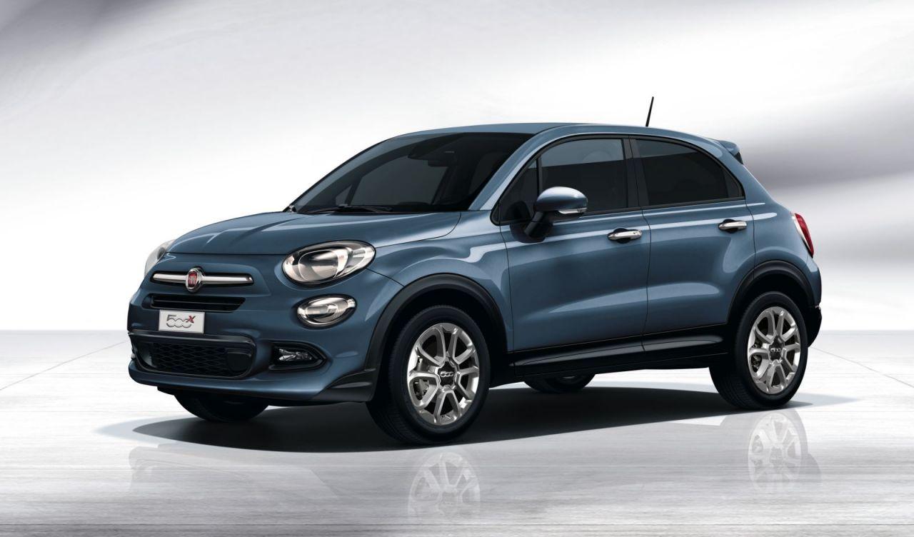 Fiat 500X Edition: giovane, modaiola, urban