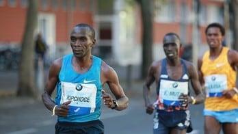Alla maratona di Berlino in tre per il record mondiale
