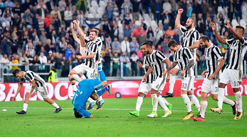 Juventus, numeri da record: il vero top player è lo Stadium