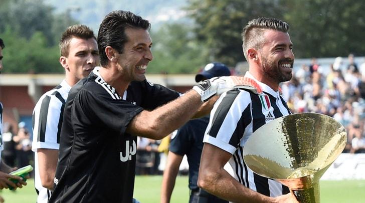 Juventus, Buffon-Barzagli da usare con cura
