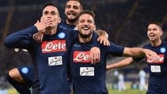 Champions League Napoli-Feyenoord, probabili formazioni e diretta