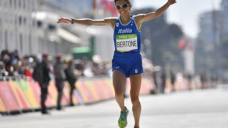 La più forte del mondo in maratona a 45 anni? E' Catherine Bertone