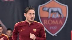 Serie A Roma, Totti torna a giocare per beneficenza