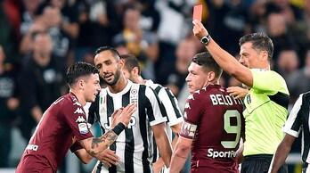 Serie A, 5 gli squalificati: un turno a Baselli, multa a Insigne per simulazione