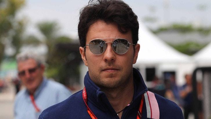 F1 Force India, Perez: «Gp Messico positivo per la gente»