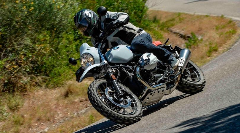 BMW R nineT Urban G/S: l'araba fenice