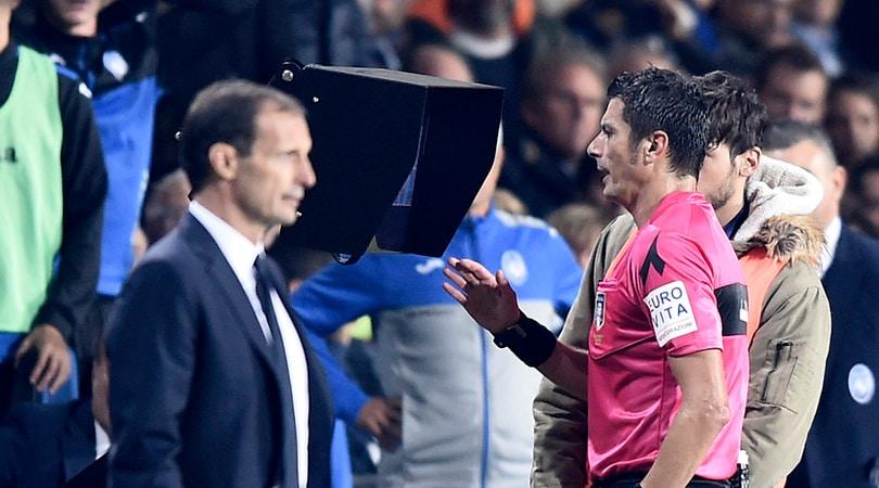 Atalanta-Juve, la rassegna stampa. Casarin: «Il Var corregge possibili errori»