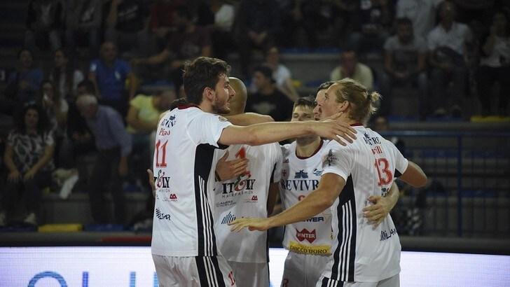 La Revivre Milano va a vincere a Frosinone e passa agli Ottavi