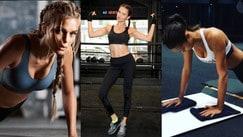Adriana Lima e gli altri angeli, l'allenamento è hot