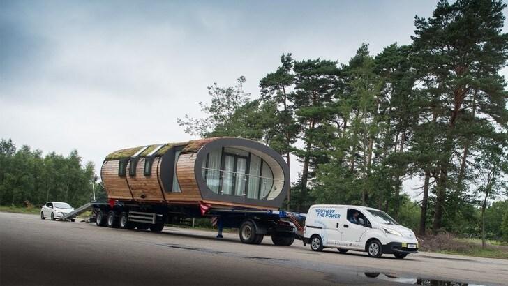 Nissan, nel 2018 tre progetti inediti per la mobilità elettrica