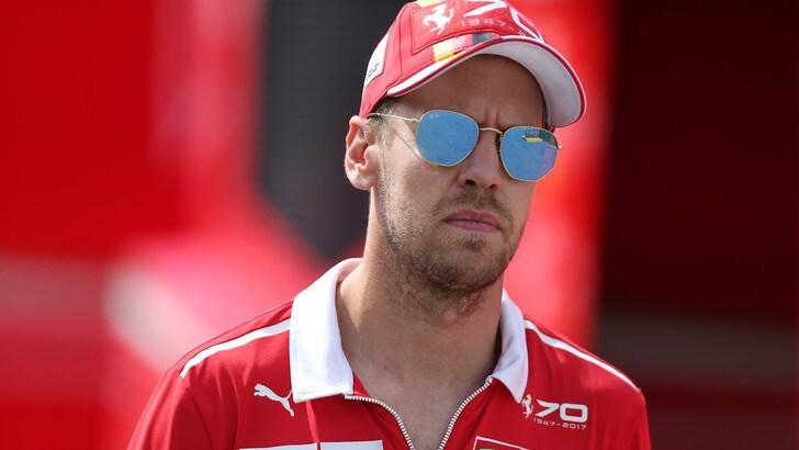 F1, Giappone: Vettel ci prova a 2,62