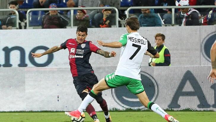 Serie A Cagliari-Budoni 6-0: tripletta per Farias