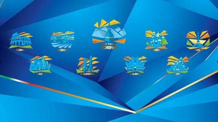 Presentata la rassegna iridata, 24 squadre, sei città italiane, finali a Torino
