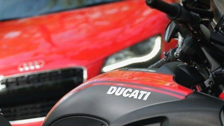 Audi ci ripensa, Ducati non si vende più