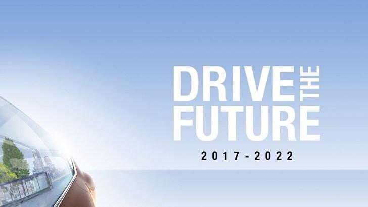 Renault presenta Drive the Future, il piano fino al 2022