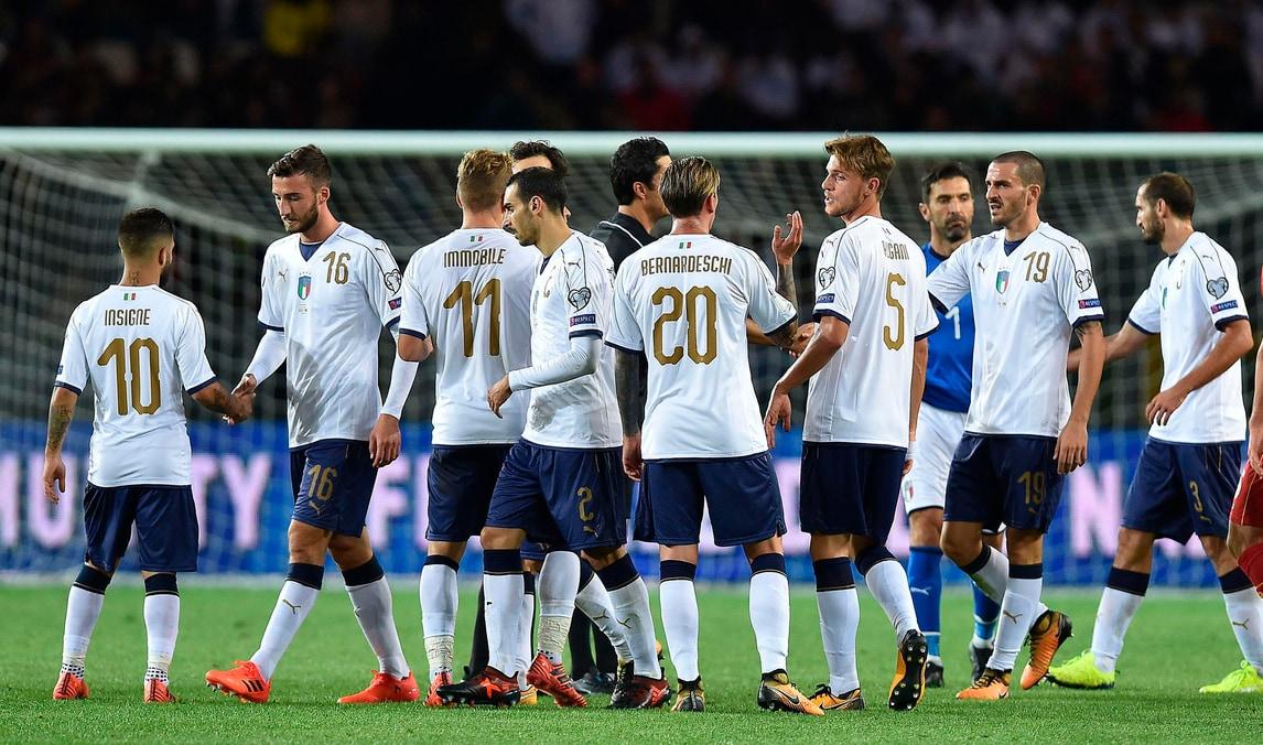 Italia, solo un pari con la Macedonia: fischi per gli azzurri