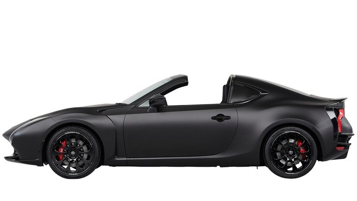 Toyota GR HV Sports concept, targa ibrida in arrivo