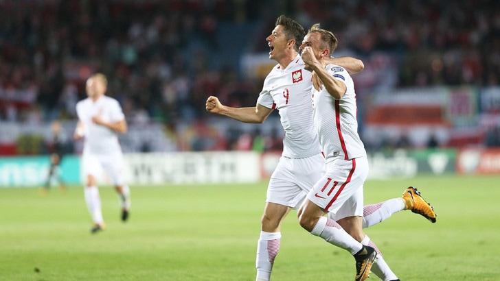 Mondiali 2018: Polonia-Montenegro, l'«1» vola bassos