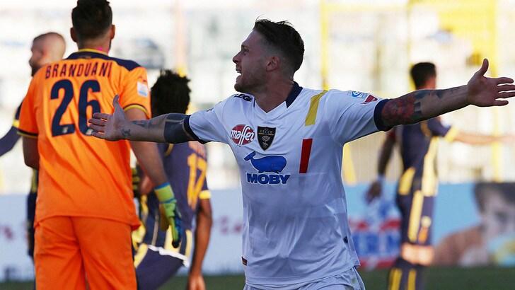 Serie C, Juve Stabia-Lecce 2-3: doppietta Caturano