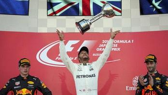 Formula 1, che gioia di Hamilton sul podio: +59 su Vettel!