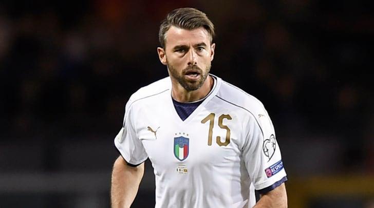 Italia, azzurri in campo a Torino, Barzagli differenziato