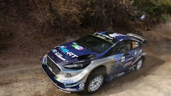Rally, Spagna: vittoria per Meeke
