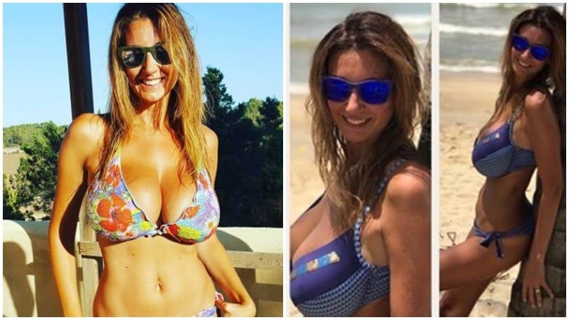 Valentina Zambrotta, l'estate continua: il bikini è esplosivo