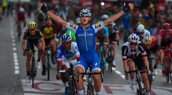 Ciclismo: Trentin vince la Parigi-Tours