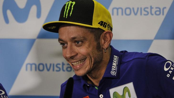 MotoGp, allenamento al Ranch per Valentino Rossi