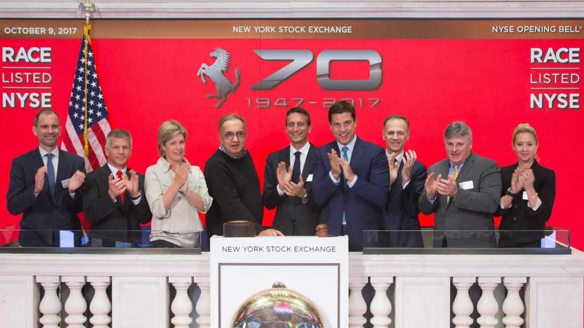 """Marchionne «Il SUV Ferrari potrebbe arrivare entro il 2020"""""""