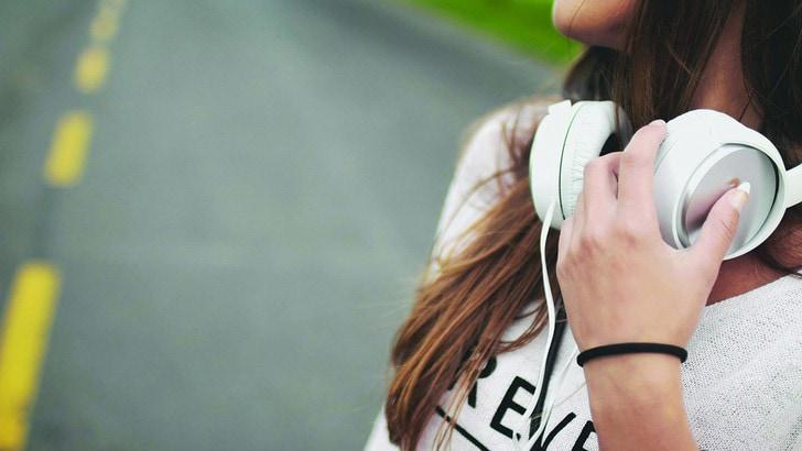 La muusica allegra stimola la creatività