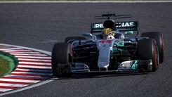F1, Texas: prime libere a Hamilton, Vettel secondo