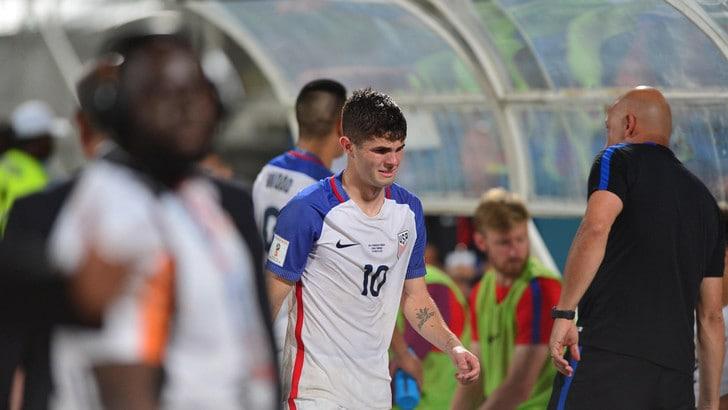 Usa fuori dai Mondiali! Sconfitti da Trinidad e Tobago