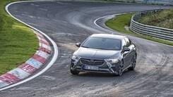 Opel Insignia GSi, il Nurburgring è casa sua
