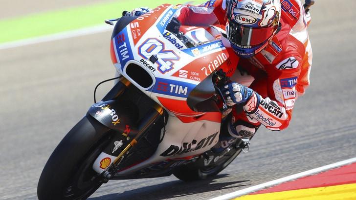 MotoGp Ducati, Dovizioso: «Saranno tre belle gare» - Tuttosport