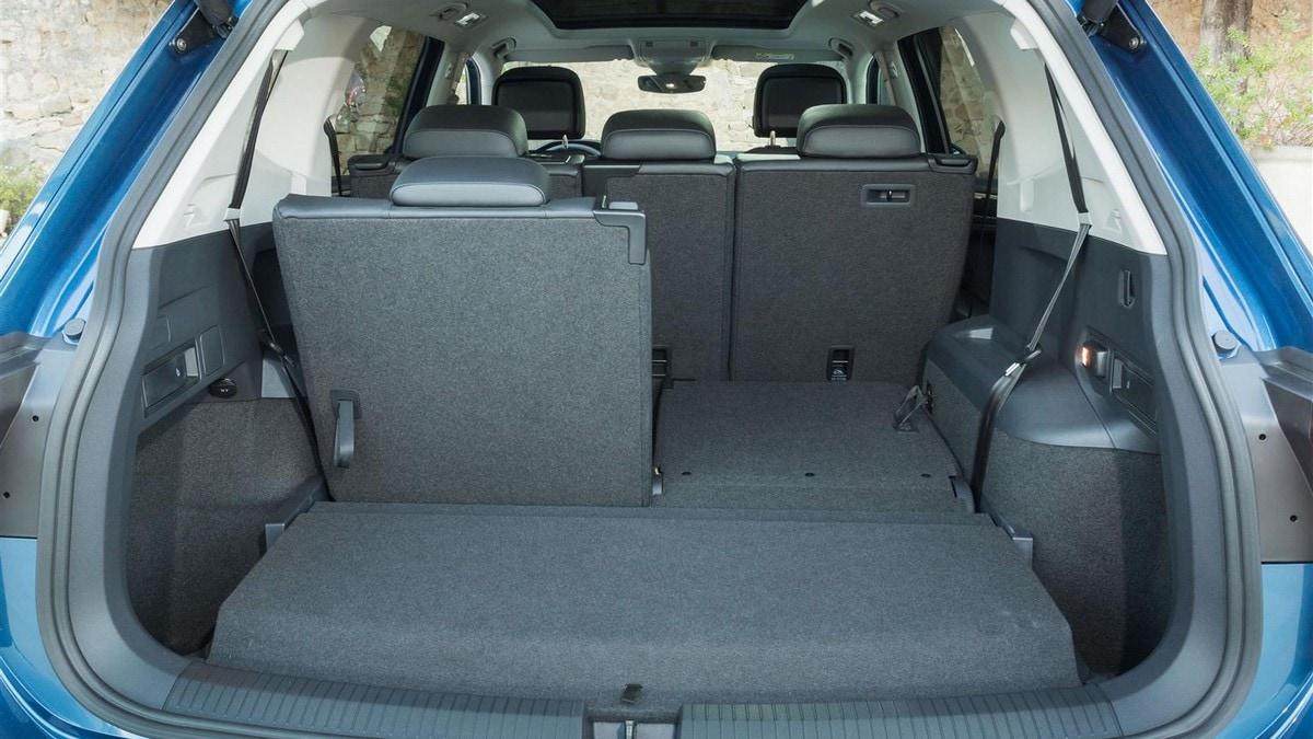 Volkswagen Tiguan Allspace, tanto spazio e 7 posti
