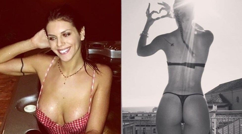 La spadista incanta su Instagram con bikini e scollature osé