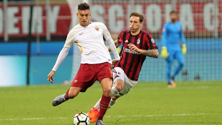 Serie A Roma, Pellegrini: «Napoli? E' uno scontro diretto»