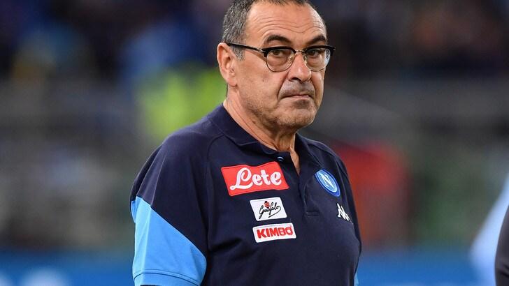 Serie A Napoli, Sarri ne convoca 23 per la Roma
