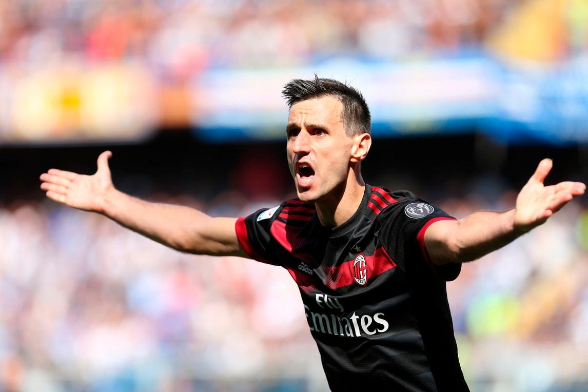Serie A Milan, Kalinic salta il derby contro l'Inter?