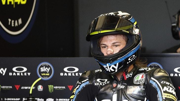 Moto3 Giappone, Bulega in pole