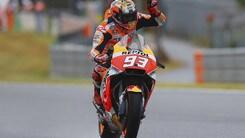 Motogp, Giappone: Marquez senza rivali, il successo a 1,75